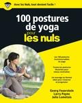 Julia Lemétais et Georg A. Feuerstein - 100 postures de yoga pour les nuls.