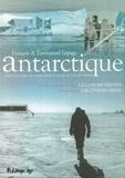 Emmanuel Lepage et François Lepage - Antarctique - Coffret en 2 volumes : La lune est blanche ; Les ombres claires.