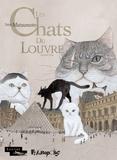 Les chats du Louvre t.1. Premier tome / Taiyô Matsumoto   Matsumoto, Taiyō (1967-....). Auteur