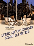 Alain Kokor - L'ours est un écrivain comme les autres.