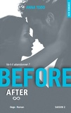 Before : after. Saison 2 / Anna Todd | Todd, Anna (1989-....)