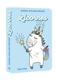 Hugo Image - Agenda scolaire Licornes.