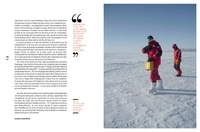 Un hiver antarctique. Seuls sur la planète blanche