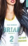 Elle Kennedy - Briar Université Tome 2 : The risk.