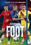 Hugo Image - Agenda scolaire Foot.
