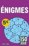 Isabelle Antoni - Drôles d'énigmes - 150 jeux.