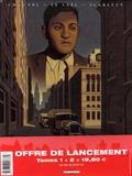 David Chauvel et Erwan Le Saëc - Mafia Story Tomes 1 et 2 : La folie du Hollandais - Pack en 2 volumes.