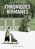 Chroniques birmanes   Delisle, Guy (1966-....). Auteur