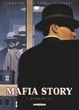David Chauvel et Erwan Le Saëc - Mafia Story Tome 4 : Murder Inc. - 2e partie.