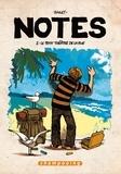 Boulet - Notes Tome 2 : Le petit théâtre de la rue.