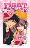 Fight girl. 1   Tsubaki, Izumi. Auteur