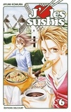J'aime les sushis. 6 / Ayumi Komura | Komura, Ayumi. Auteur