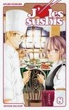 J'aime les sushis. 8 / Ayumi Komura | Komura, Ayumi. Auteur