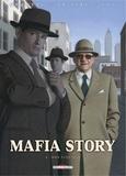 David Chauvel et Erwan Le Saëc - Mafia Story Tome 8 : Don Vito - 2e partie.