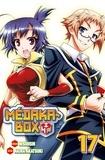 Nisioisin et Akira Akatsuki - Médaka-Box Tome 17 : .