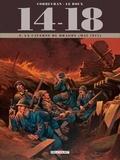 Eric Corbeyran et Etienne Le Roux - 14-18 Tome 8 : La Caverne du Dragon (mai 1917).