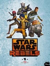 Martin Fischer - Star Wars Rebels Tome 1 : .