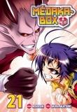 Nisioisin et Akira Akatsuki - Médaka-Box Tome 21 : .