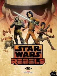 Martin Fisher - Star Wars - Rebels Tome 02.
