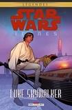Ron Marz et Adriana Melo - Star Wars icones Tome 3 : Luke Skywalker.