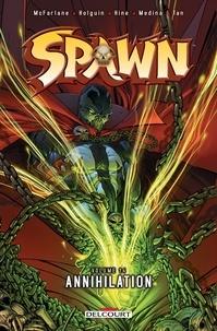 Brian Holguin - Spawn T14 - Annihilation.
