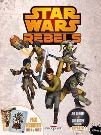 Martin Fisher et Jeremy Barlow - Star Wars Rebels Tomes 1 et 2 : .