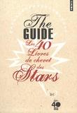 Clémentine Goldszal - The guide - Les 40 livres de chevet des stars.