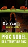 Yan Mo - Grenouilles.