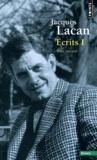 Jacques Lacan - Ecrits I.
