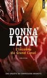 L'inconnu du Grand Canal / Donna Leon | Leon, Donna (1942-....)