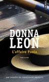 Donna Leon - L'affaire Paola.