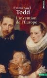 Emmanuel Todd - L'invention de l'Europe.