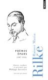Rainer Maria Rilke - Poèmes épars.