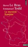 Hervé Le Bras et Emmanuel Todd - Le mystère français.