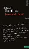 Roland Barthes - Journal de deuil - 26 octobre 1977 - 15 septembre 1979.