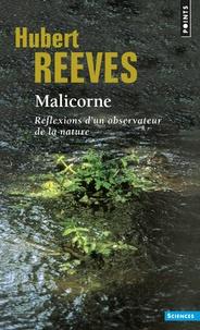 Hubert Reeves - Malicorne - Réflexions d'un observateur de la nature.