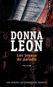 Donna Leon - Les joyaux du paradis.