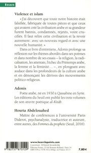 Violence et islam. Entretiens avec Houria Abdelouahed