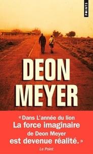 Deon Meyer - L'année du lion - Les Mémoires de Nicolas Storm sur l'enquête de l'assassinat de son père.