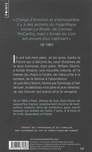 L'année du lion. Les Mémoires de Nicolas Storm sur l'enquête de l'assassinat de son père