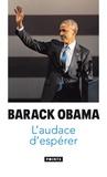 Barack Obama - L'audace d'espérer.
