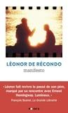 Léonor de Récondo - Manifesto.