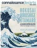 Guy Boyer - Connaissance des Arts Hors-série N° 883 : Hokusai, Hiroshige, Utamaro - Les grands maîtres du Japon, collection Leskowicz.