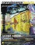 Guy Boyer - Connaissance des Arts Hors-série N° 894 : Monet, Renoir... Chagall - Voyages en Méditerranée.