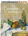 Guy Boyer - Connaissance des Arts Hors-série N° 893 : Cézanne et les maîtres - Rêve d'Italie.