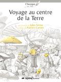 Patrice Cartier et Jules Verne - Voyage au centre de la terre - Lot de 25 romans avec un fichier.