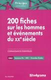 Eric Nguyen - 200 fiches sur les hommes et événements du XXe siècle.