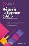 Jean-Marie Le Tallec - Réussir sa licence d'AES.