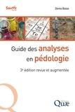 Denis Baize - Guide des analyses en pédologie.