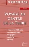 Jules Verne - Fiche de lecture Voyage au centre de la Terre de Jules Verne (Analyse littéraire de référence et résumé complet).